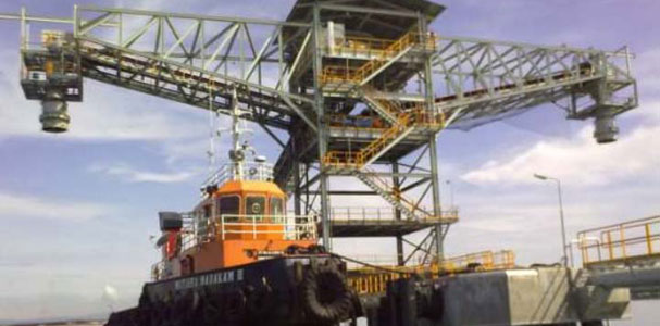 Kontraktor Dermaga - West Mulia Coal Port Project